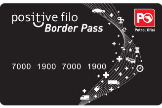 AutoMatic Filo Border Pass Card